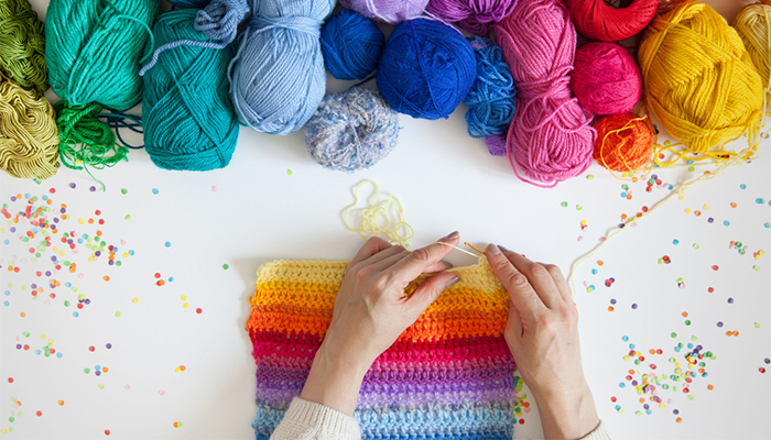 A beginners guide to knitting