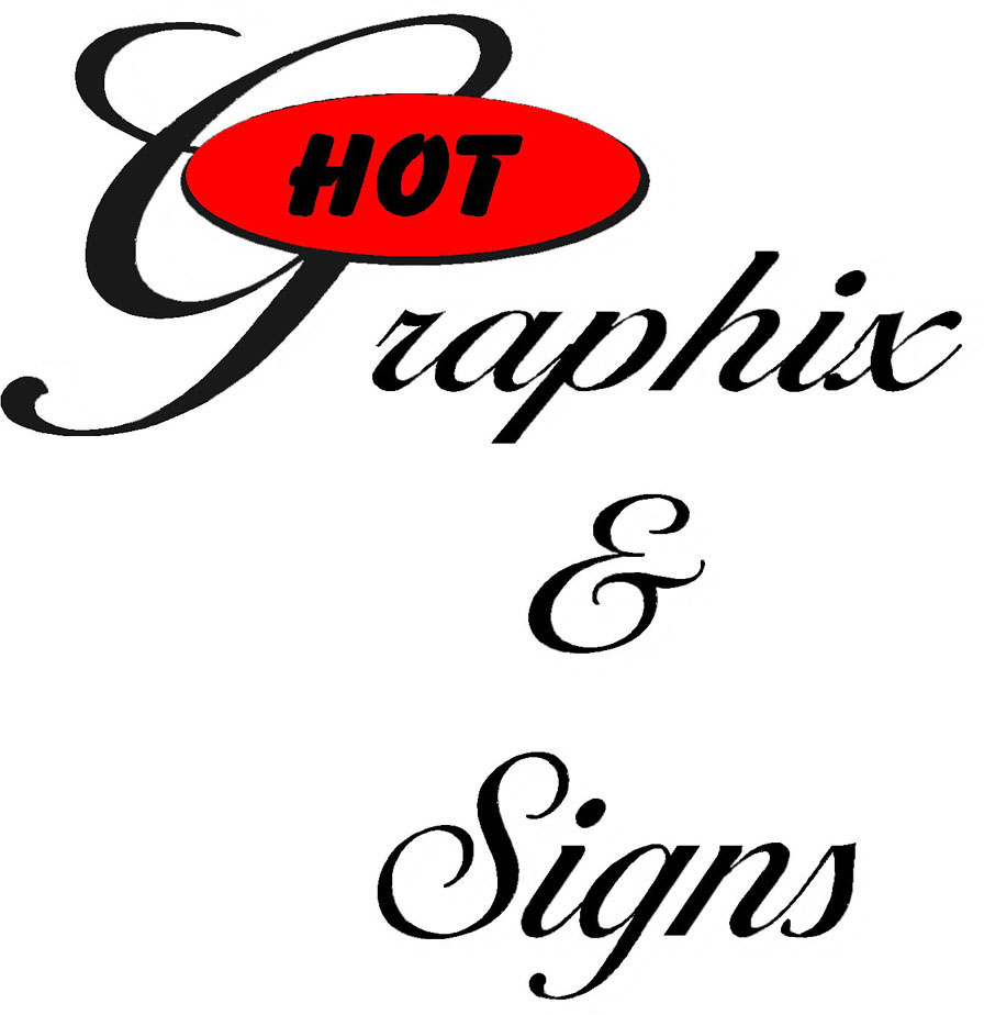 Hot Graphics and Signs - Glass-tonbury Festival