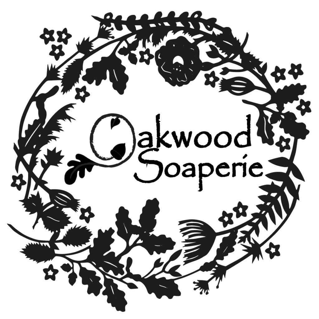 Oakwood Logo round Black White JPG 1 1024x1024 - Glass-tonbury Festival